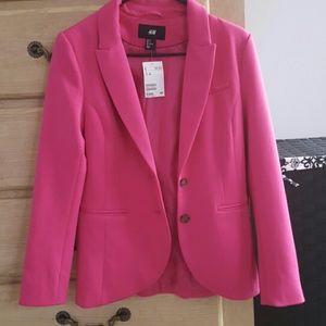Hot Pink H&M Blazer
